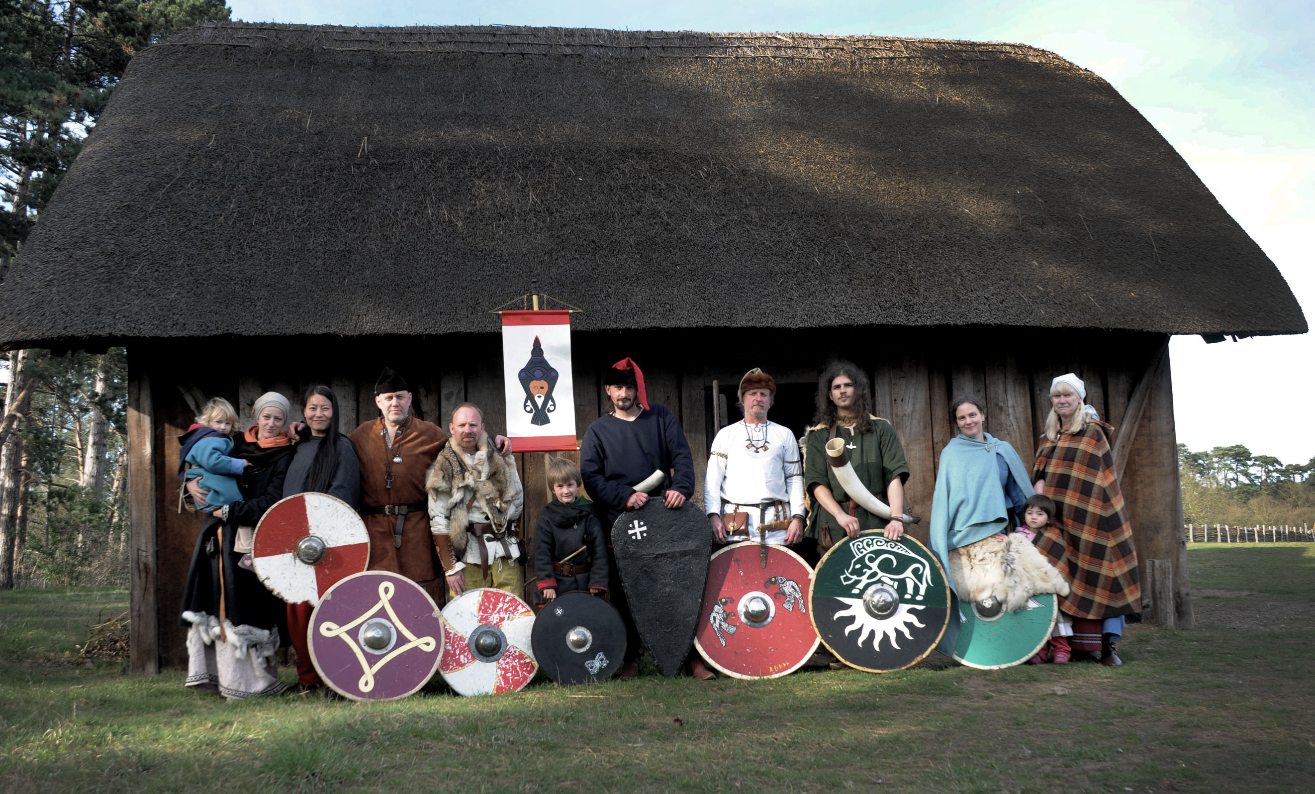 Ormsgard Dark Ages Re-enactment